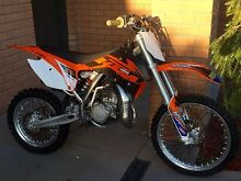 2013 KTM 85 SX BIG WHEEL 2 STROKE Muswellbrook Muswellbrook Area Preview