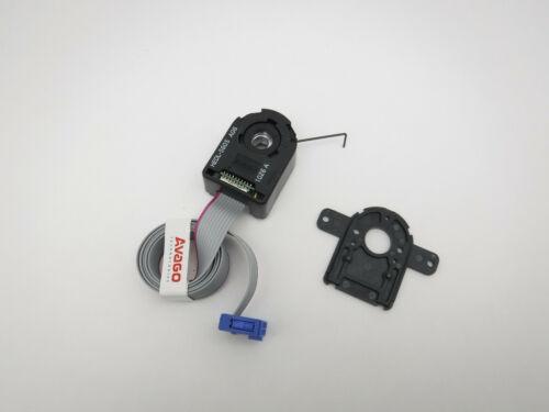 "Avago HEDL-5605#A06 500 CPR 2 channel Incremental Optical Encoder for 1/4"" shaft"
