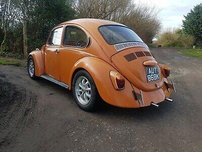 1971classic vw beetle 1300cc