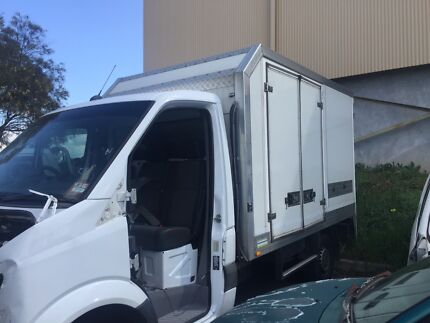 Wanted: 2009 Mercedes Benz NCV3 truck - now wrecking