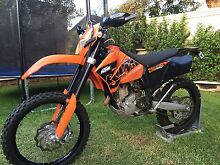 2007 KTM 250EXCF Low hour Bike Norwood Norwood Area Preview
