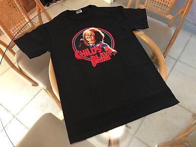 Child's Play Chucky Small T-Shirt! See Jason Vorhees & Freddy Krueger - Freddy Krueger Child