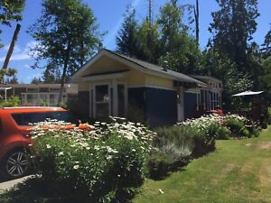 Home for Sale in Beautiful Chemainus Gardens