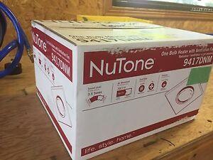 NuTone heater fan..NEW.