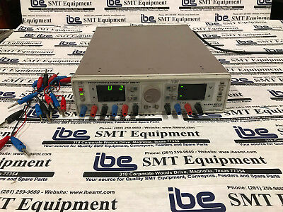 Hameg Instruments Hm8142 Programmable Power Supply Wwarranty