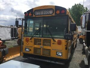 2005 THOMAS MVPEF SAF-T-LINER SCHOOL BUS