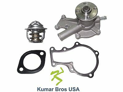 New Kubota Bx25 Bx25dlb Bx25dlb-1 Water Pump With Thermostat