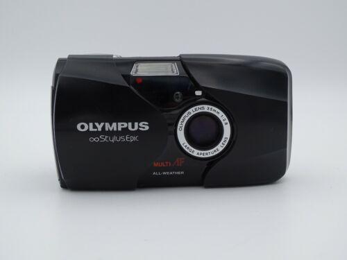 Olympus Stylus Epic 35mm f/2.8 - MJU II - Film Tested