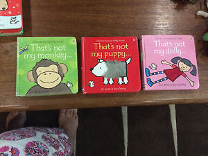 That's not my.... bundle of 3 books Mentone Kingston Area Preview