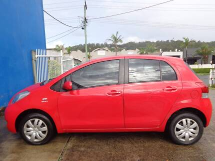 2008 Toyota Yaris Hatchback -Warranty-RWC