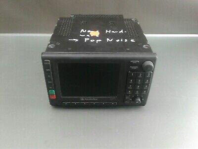 Original Mercedes-Benz ML A163 Radio Autoradio Comand Navi Telefon A1638200486