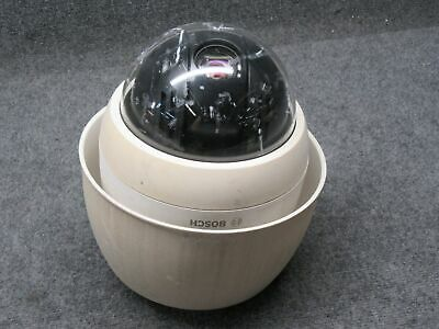 Bosch Autodome Vg4-524-ecs0c Ntsc Ptz Dome Security Camera Tested