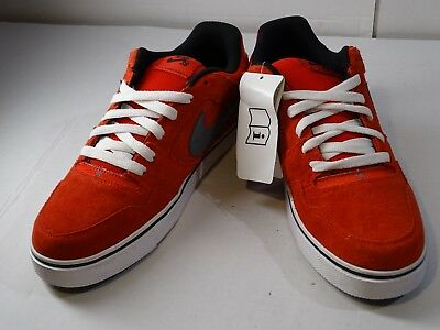 256ec45bee6c Men s Nike SB Zoom PAUL RODRIGUEZ 2.5 Sport Red   Cool Grey 386613-601 Shoes  9