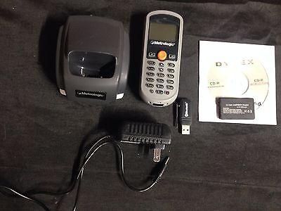 Metrologic Optimuss Sp5535 Wireless Bt Scanner Pdt Mi5500-6107 Bluetooth Sp5500