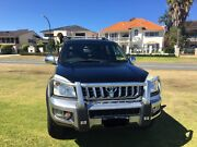 Toyota Prado Grande 2006 Black 188,000kms Bicton Melville Area Preview
