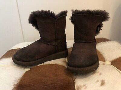 Original UGG Boots braun Gr. 28