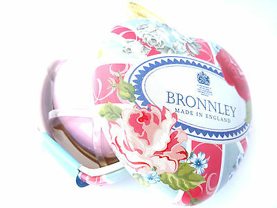 BRONNLEY Pink Bouquet 100 g Seife Metall Dose limitierte Auflage  ()