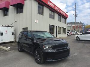 2018 Dodge Durango R/T LEATHER/ COLD WINTER GROUP/ AWD