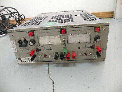 Kepco Bop 100-1m Bipolar Power Supply 100v 1a Load Tested But Partsrepair