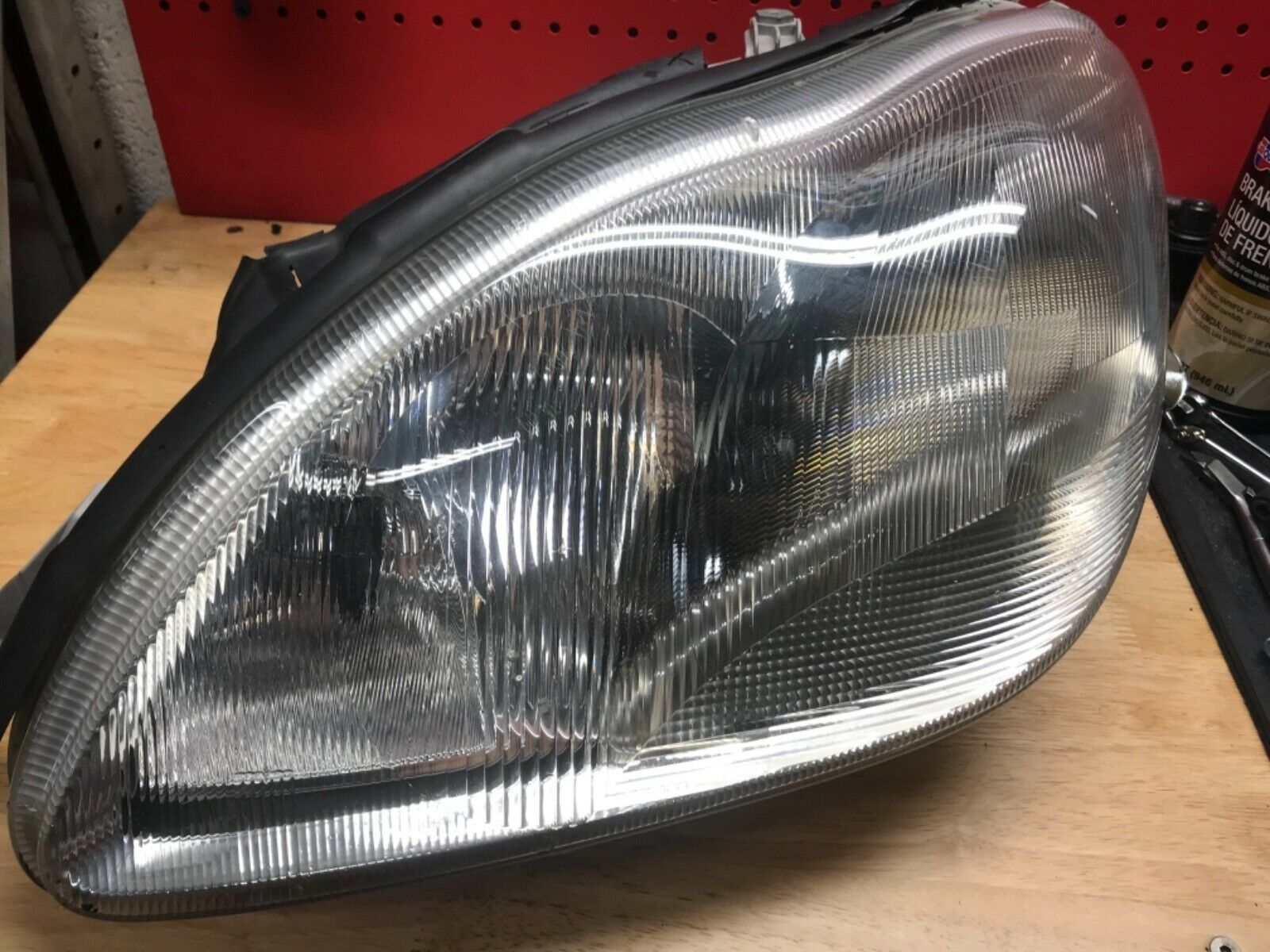 Used Mercedes Benz S500 Headlights For Sale