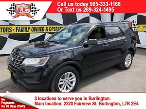 2017 Ford Explorer Automatic, Back Up Camera, 4x4