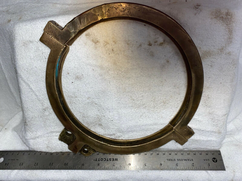 Crank Shaft Ring Oiler Hit Miss Gas Oilfield Engine Antique