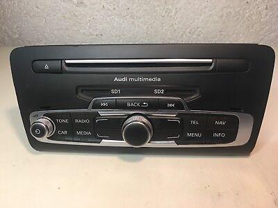 Audi A1 S1 8X A4 A5 A6 A7 Q3  CD-Wechsler MP3 Changer 6-Fach 3G 8X0035110C