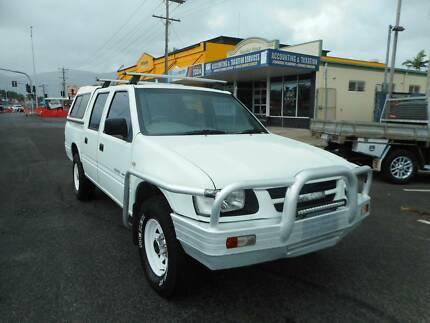 Holden Rodeo TURBO DIESEL 4WD Westcourt Cairns City Preview
