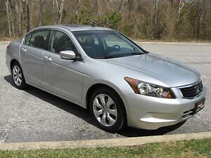 Honda Accord 2008 ex V4