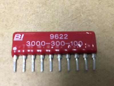 1 Pc  Bi Wavetek  3000-300-100  Resistor