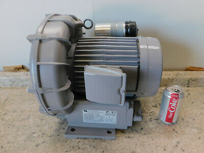 New Fuji Electric Blower Ring Compressor Vfc508p-2t 200-300v 2.5 Hp 154 Cfm