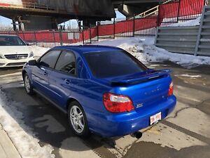 2004 Subaru Wrx Sti(ej207 and 6 speed)Swap Professionally Done