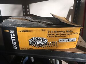 Bostitch Coil Roofing Nails