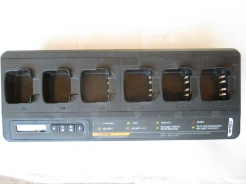 MOTOROLA PMPN4283A IMPRES 2 Multi (Six) Unit Charger w/ Display