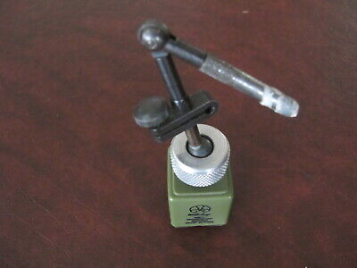 Mitutoyo Mini Magnetic Stand 7023 Made In Usa