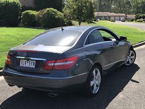 Mercedes Benz E350 2009 $25000