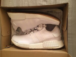 NMD R1 PK WHITE GUM BOTTOM