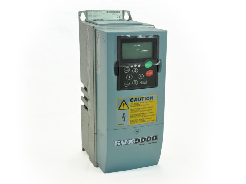5hp & 7.5hp 500v 3-phase Eaton Svx9000 Vfd Drive Svx005a1-4a1b1 Svx005a14a1b1