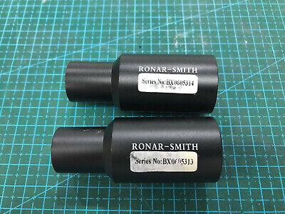 Lot Of 2 Ronar Smith 4x Beam Expander