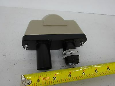 Microscope Part Vickers England Uk Head Optics Binocular As Is Binc8-e-11