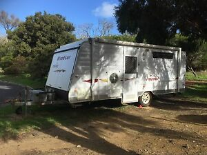 2009 Windsor Rapid Expander with Bunks Perth Perth City Area Preview