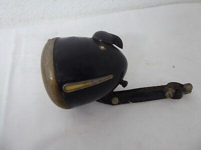altes Fahrrad Oldtimer Lampe Scheinwerfer Fahrradlampe