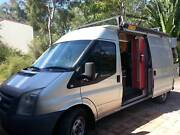 2010 FORD TRANSIT L.W.B. MID ROOF CAMPERVAN Ormeau Gold Coast North Preview