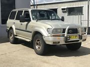 1997 Toyota Landcruiser 40th Anniversary Auto 80 series Slacks Creek Logan Area Preview