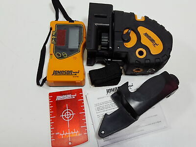 Johnson Level Tool 40-6685 Line And Dot Laser