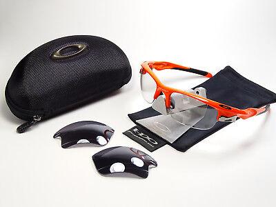 33fe6446c8 Oakley Fast Jacket Transitions Photochromic Sonnenbrille Racing Split  Jawbone XX