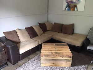 Corner Lounge with chaise Lismore Lismore Area Preview
