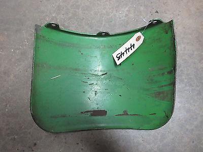John Deere Late B Clutch Pulley Shield B3124r