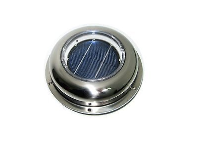 Eco Worthy Solar Powered Attic Fan Solar Venting Stainless Stee    Free Shipping