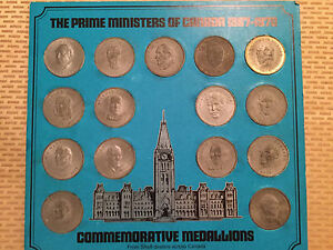 Shell commemorative medallions - Vintage